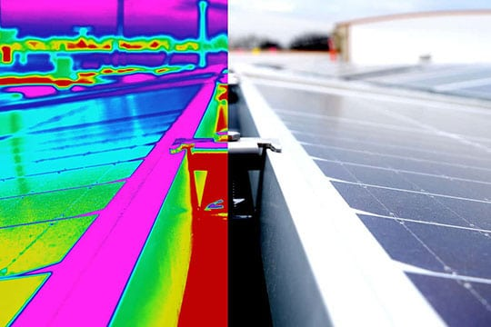 Solar Panel Inspection and Analysis Services - Rethink Electric