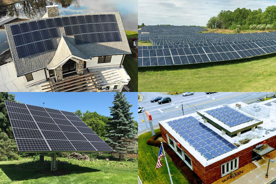 Solar Panel Installation Services - Rethink Electric
