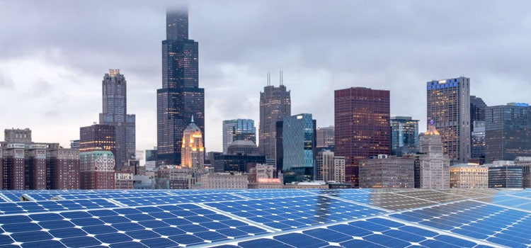 Solar Installation in Chicago and Illinois - Rethink Electric