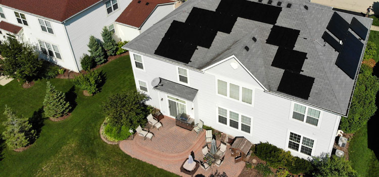 solar panels increase your property value