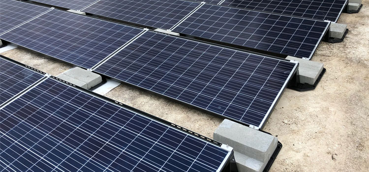 Commercial Solar Installation - Rethink Electric