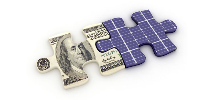 Save money by going solar