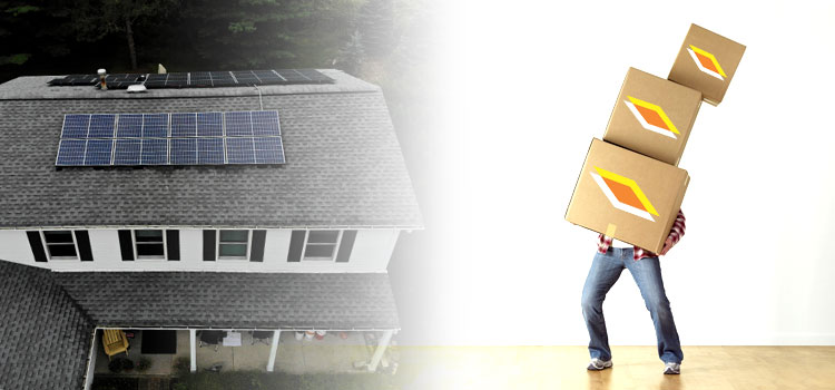 Moving Solar Panels from one property to another and what options you have