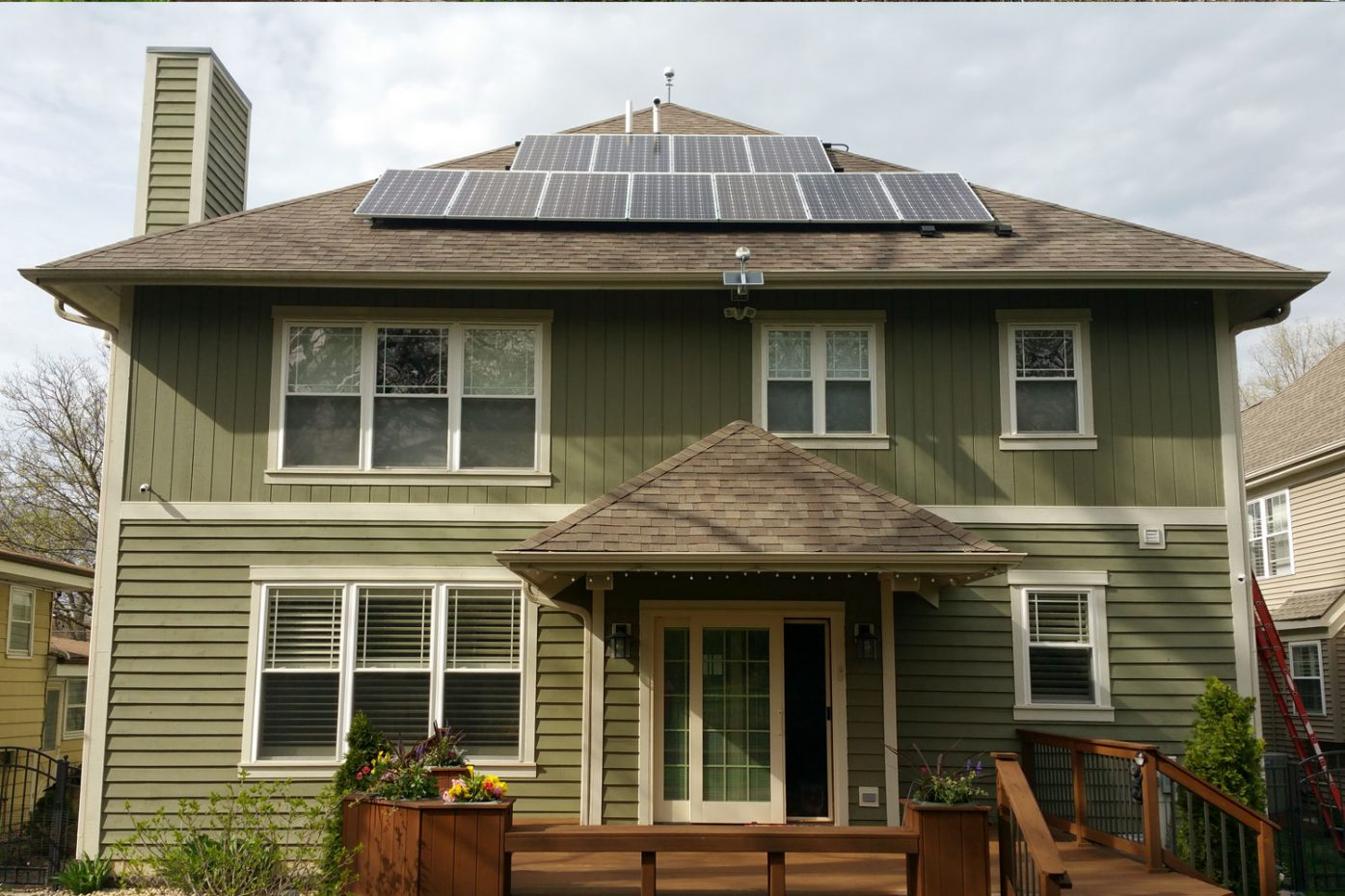 Residential Solar Install in Lombard, IL - Rethink Electric