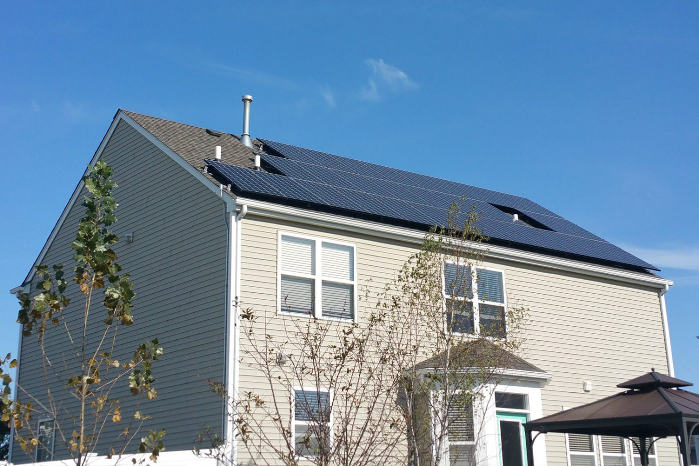 Residential Solar Install in Elgin, IL - Rethink Electric