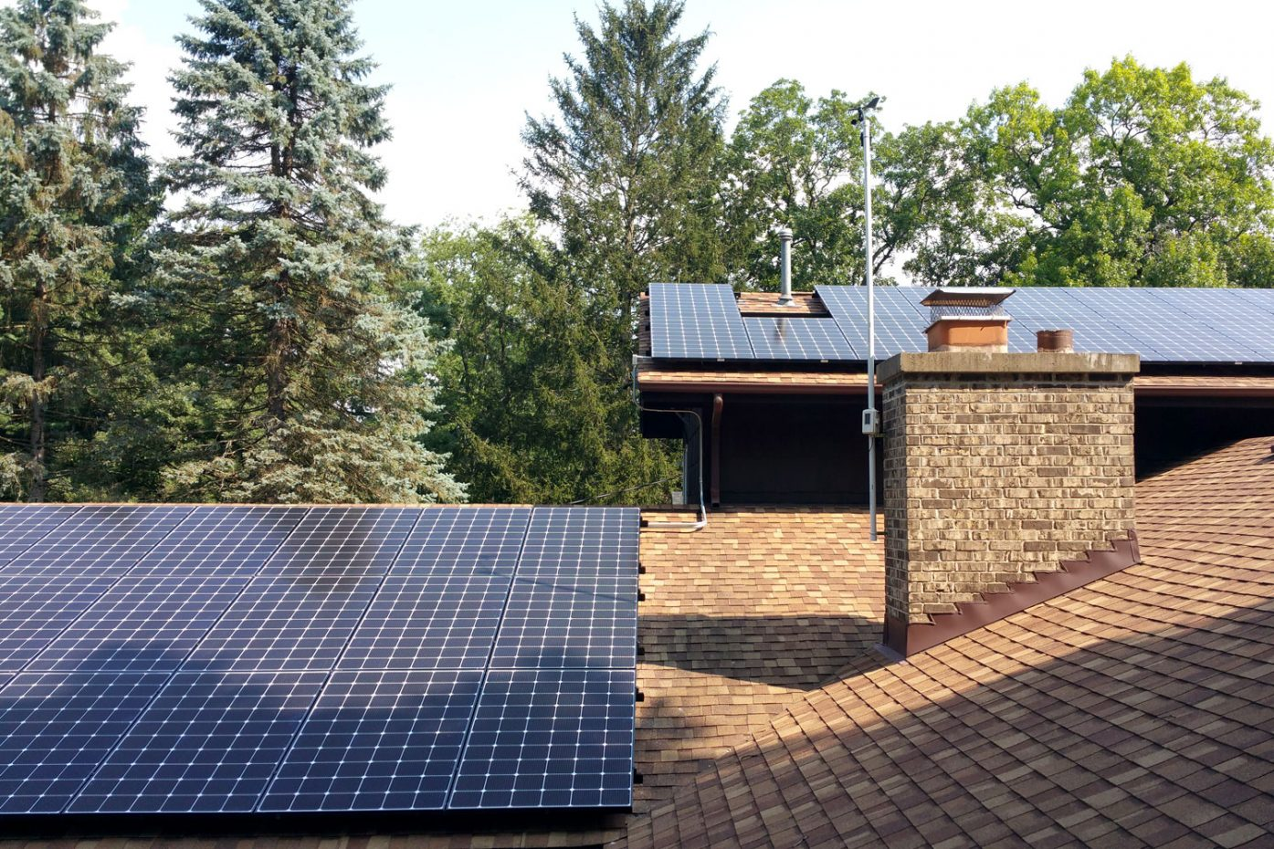 West Chicago Solar Installation - Rethink Electric