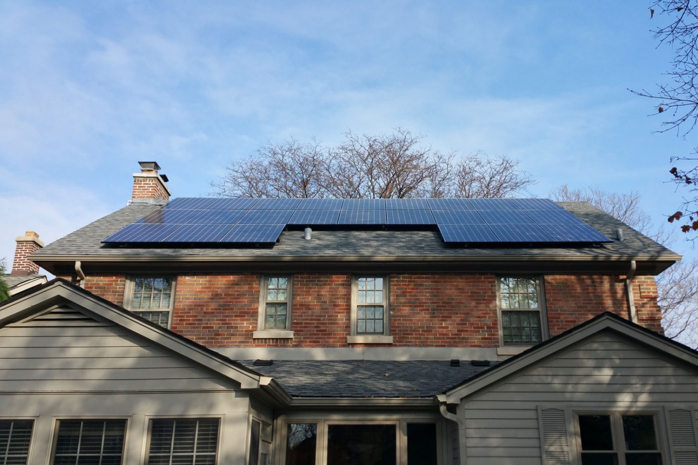 Wheaton, IL Solar Installation - Rethink Electric