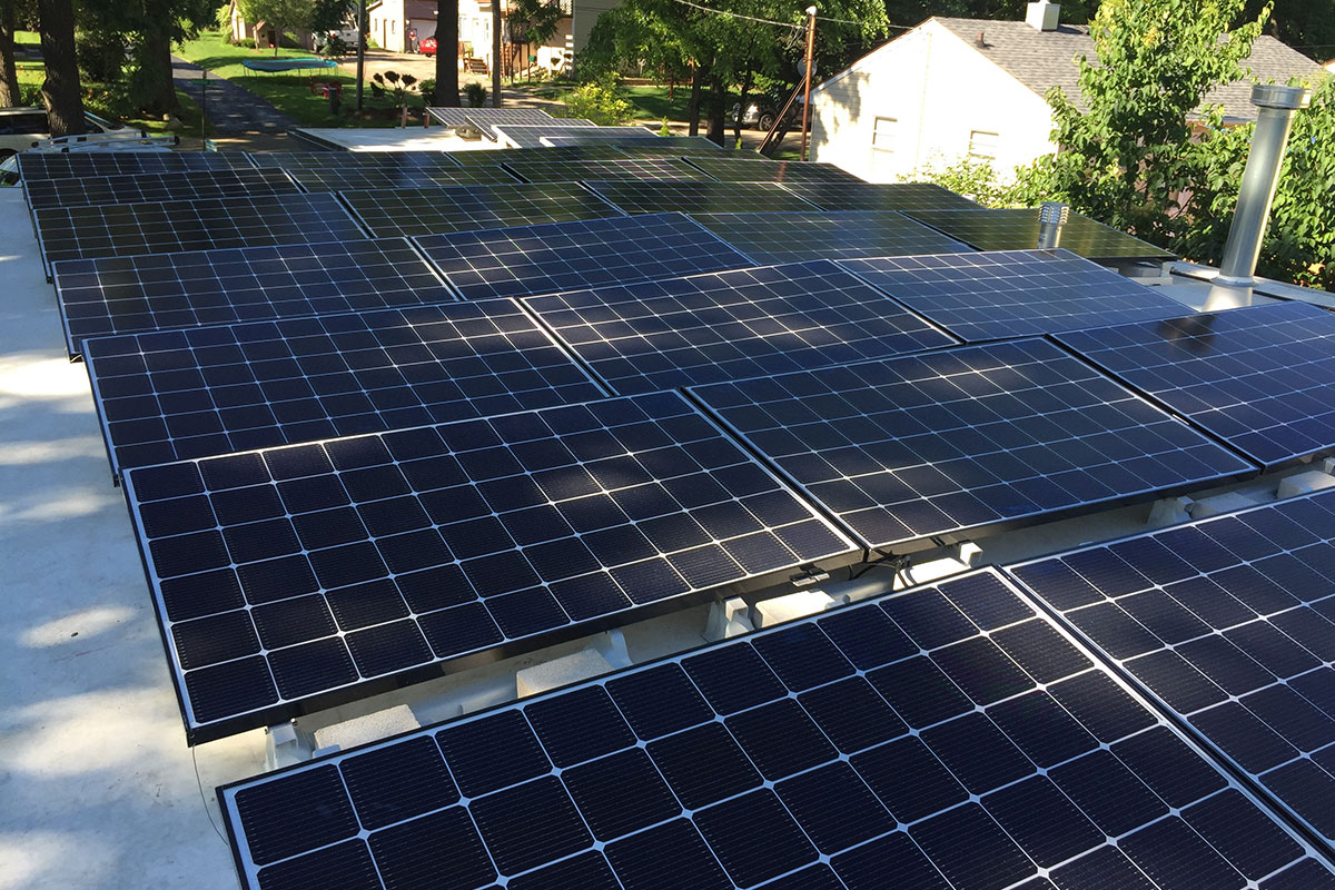 Home Solar Panel Installation in Elgin, Illinois - Rethink Electric