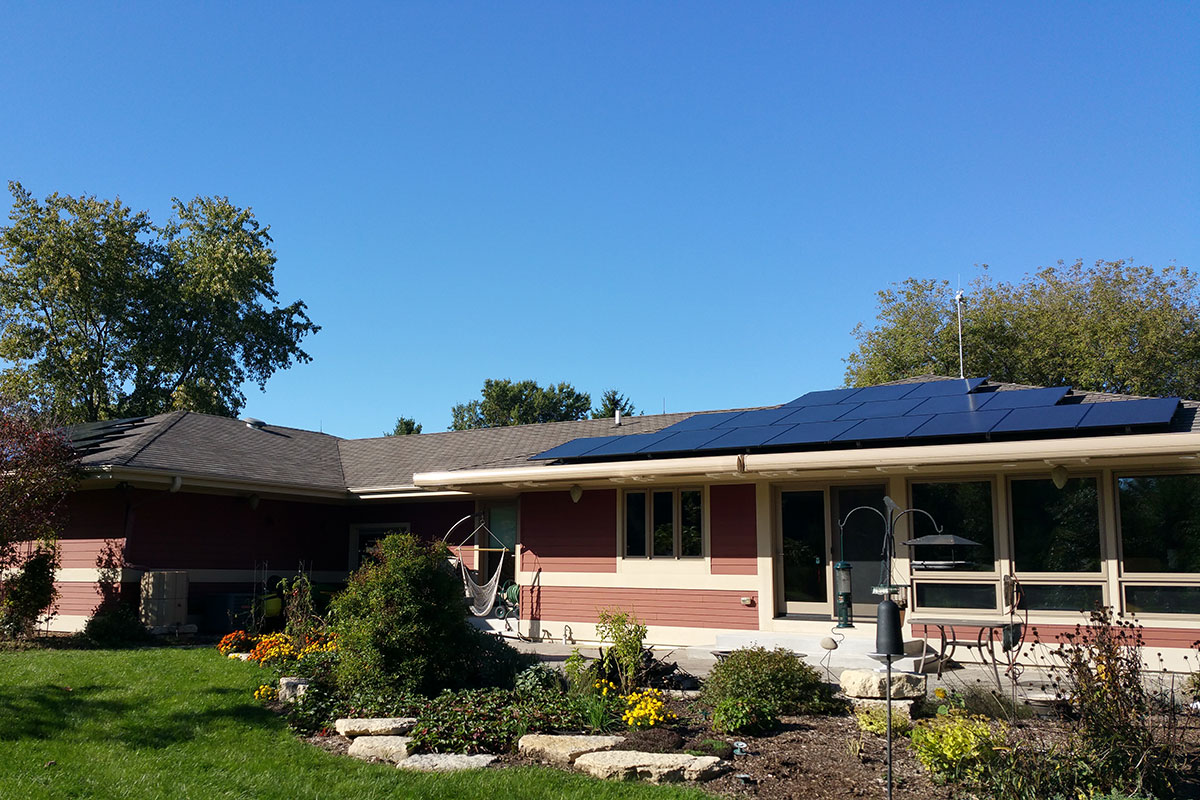 Elburn, Illinois Solar Panel Install Services - Rethink Electric
