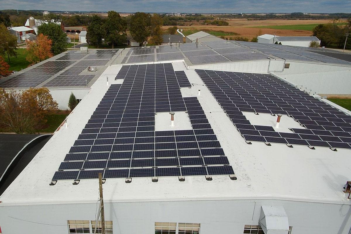 Hebron, Illinois Solar Installation Services - Rethink Electric