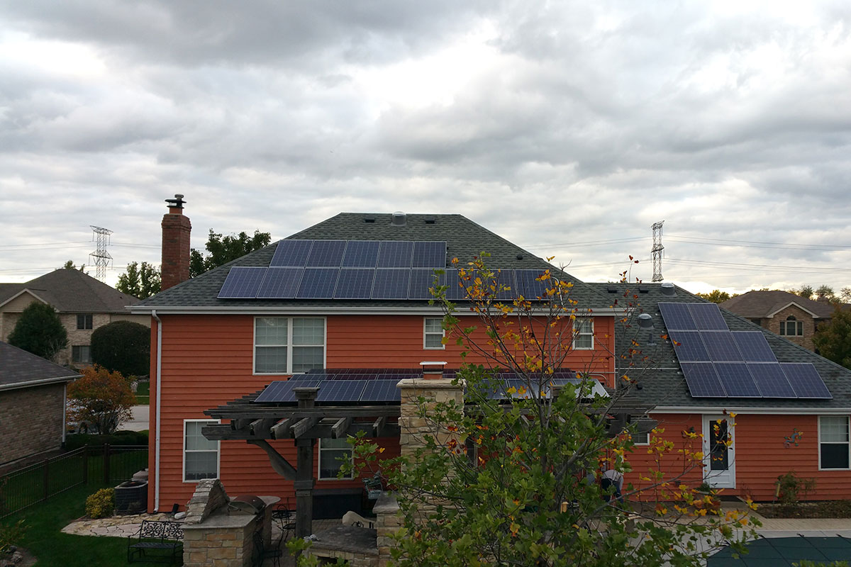 Residential Solar Services in Frankfort, Illinois - Rethink Electric