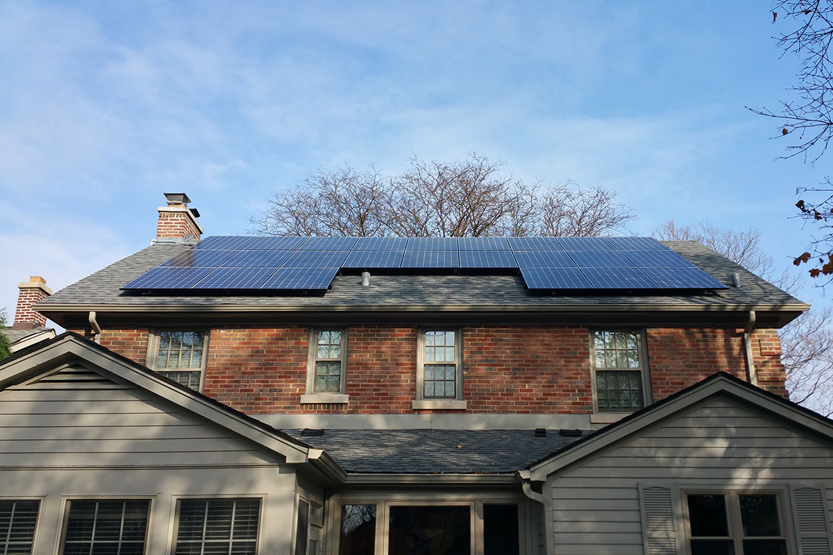 Solar Install Services in Wheaton, Illinois - Rethink Electric