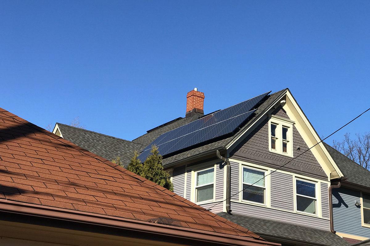 Solar Panel Installation in Elmhurst, IL - Rethink Electric