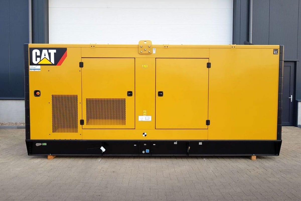 Caterpillar Generator Installation Services