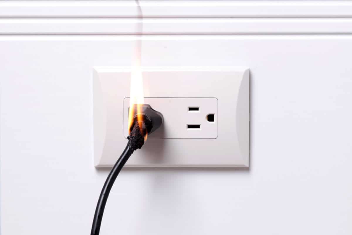 Electrical Code Violation Corrections