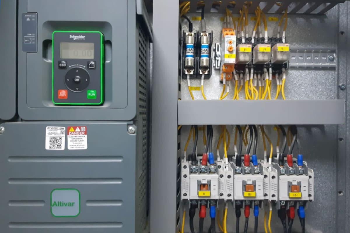 Electrical Motor Setup