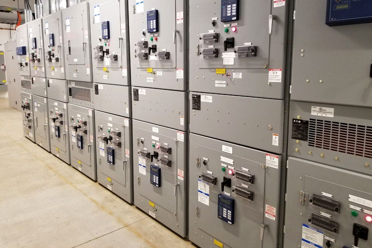 Electrical Switch Gear Service Upgrade