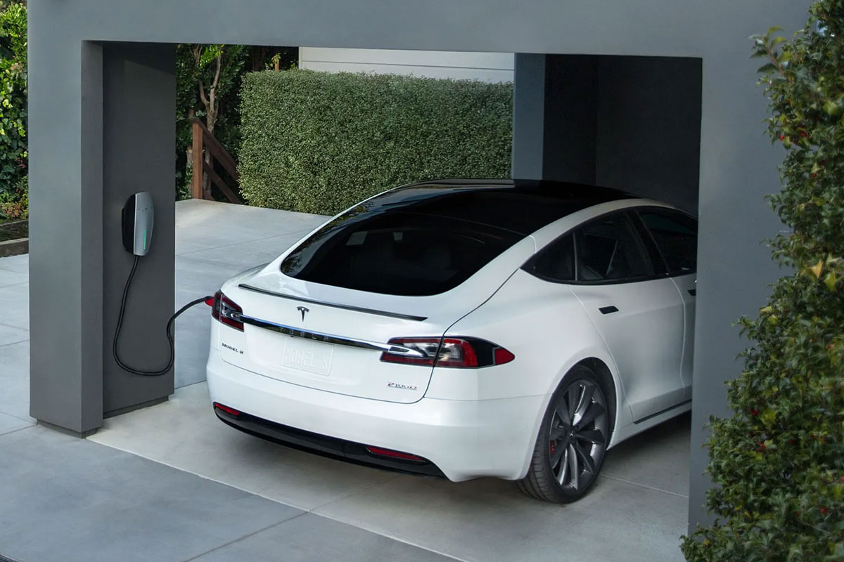 Tesla EV Home Charger Installation
