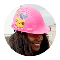 Cynthia LOVES Solar - Rethink Electric